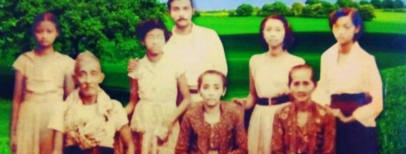 Foto keluarga Ki Ageng Suryomentaram